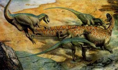 фото плотоядные динозавры