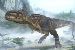 Кархародонтозавр фото