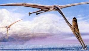 Летающие рептилии