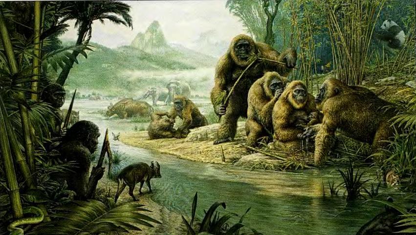 Эпоха млекопитающих