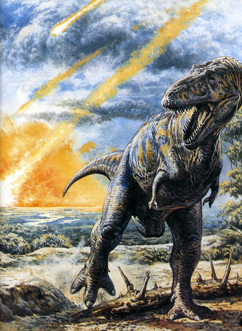 Конец динозавров