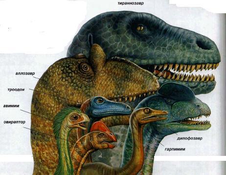 Динозавры-падальщики