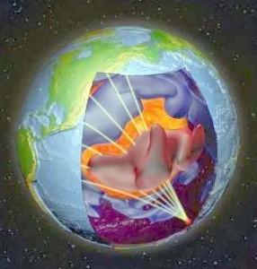 Литосфера нашей планеты