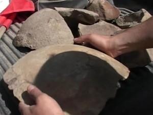 В Чечне были найдены яйца динозавров