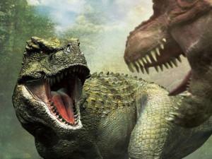 Динозавры – каннибалы